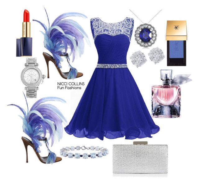 Fun Fashions by niccicollins on Polyvore featuring Monsoon, Effy Jewelry, Cartier, Allurez, Miadora, Yves Saint Laurent, Estée Lauder and Lancôme