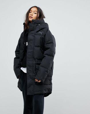 Oversize Coat Puma – Wattierter MantelFashion XukZiwPOT