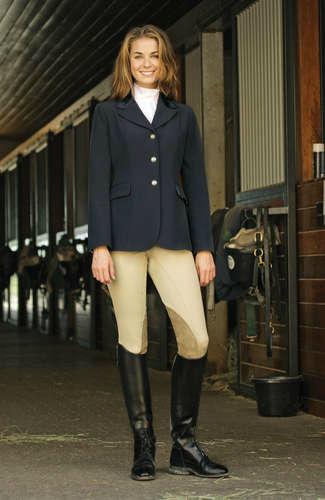 Equestrienne Reiterinnen Reiterhosen Englisches