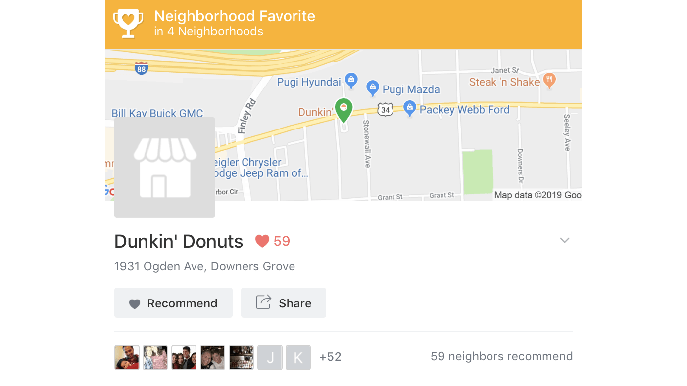 Nextdoor Emerges As A Location Marketing Destination Search