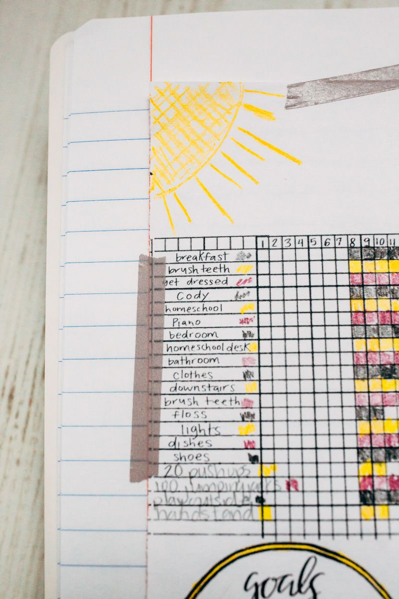 I have been bullet journaling since I was in high school by drawing calendars…