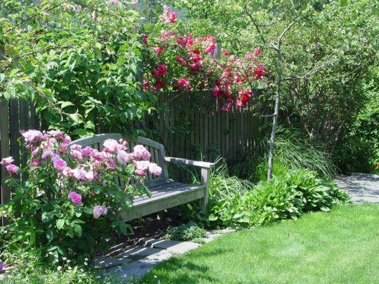 Gartengestaltung Ideen Beispiele, wie Sie Wasser sparen könnten Gartentipps Garden  ~ 01084500_Gartengestaltung Ideen Wasser
