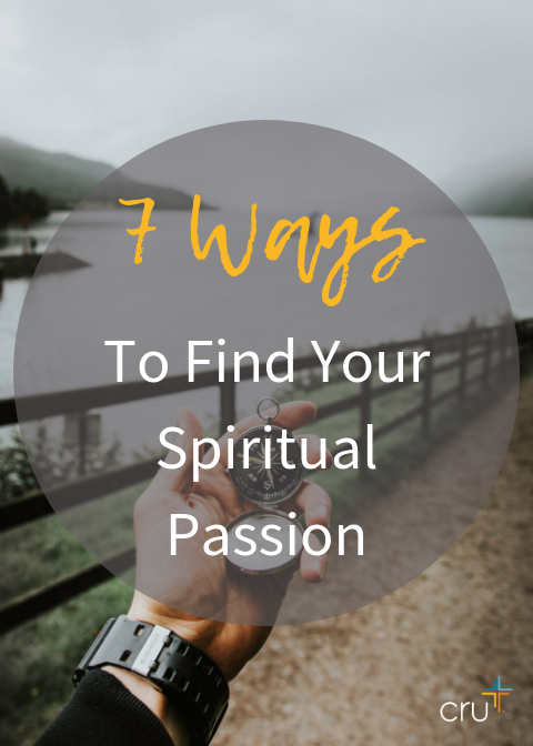 7 Questions to Find Your Spiritual Passion | Personal Growth | Jesus
