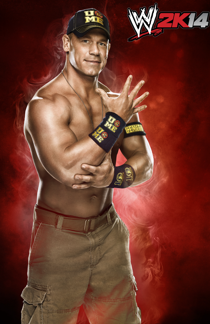 John Cena Wwe2k14 Promo Shoot By Theelectrifyingonehd John Cena John Cena Pictures Wwe Superstar John Cena