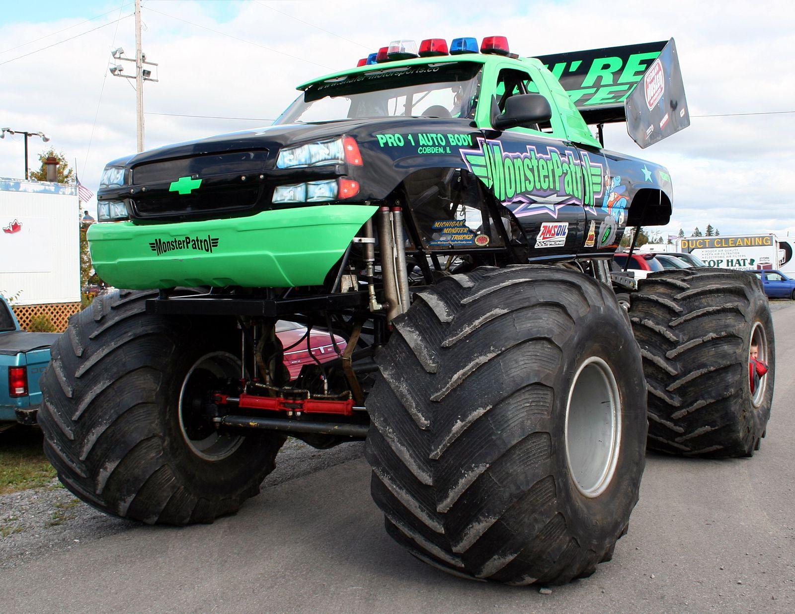 awesome trucks hd - photo #26