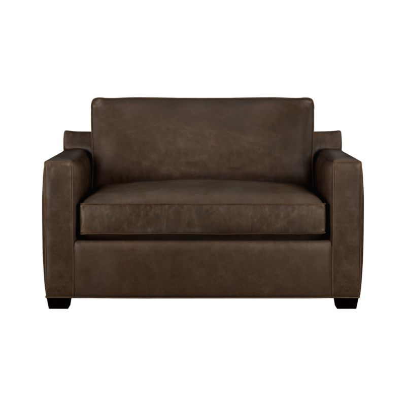 Best The Davis Chair And A Half Is A Contemporary Compact 400 x 300