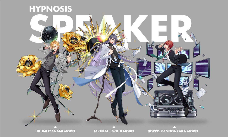 hypmic_en on Anime artwork, Anime, Rap battle