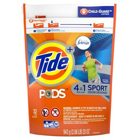 Household Essentials In 2020 Tide Pods Laundry Detergent