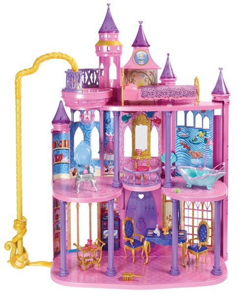 Disney Princess Mega Castillo Juguete Ninos Disney Castillo Kids Sears Juguetes Juguetes De Peppa Juguetes De Princesas