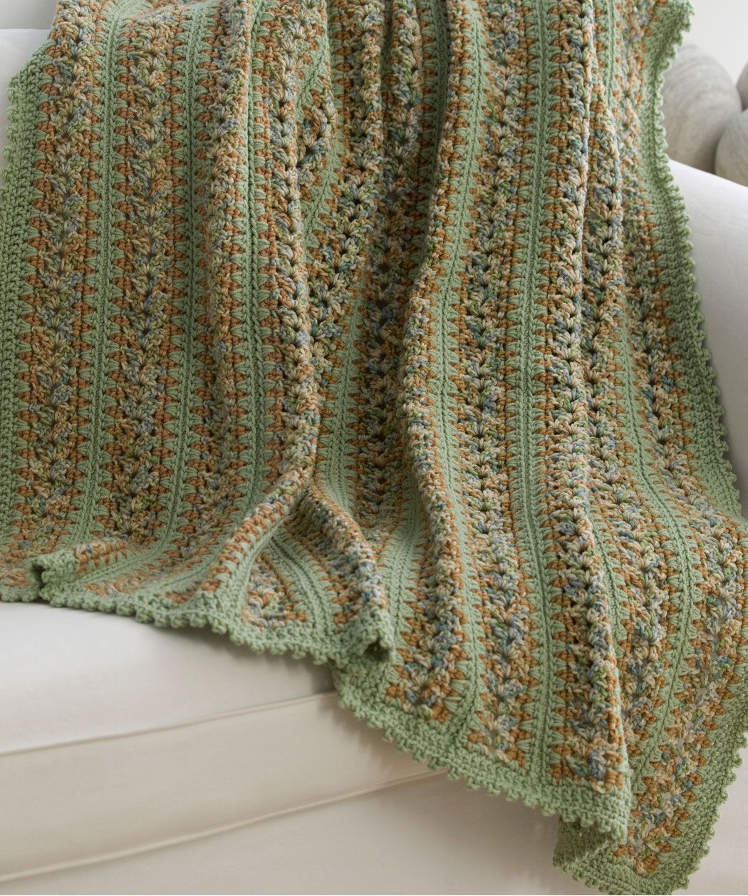 Country Home Crochet Throw-- square mile a minute- just what I was ...