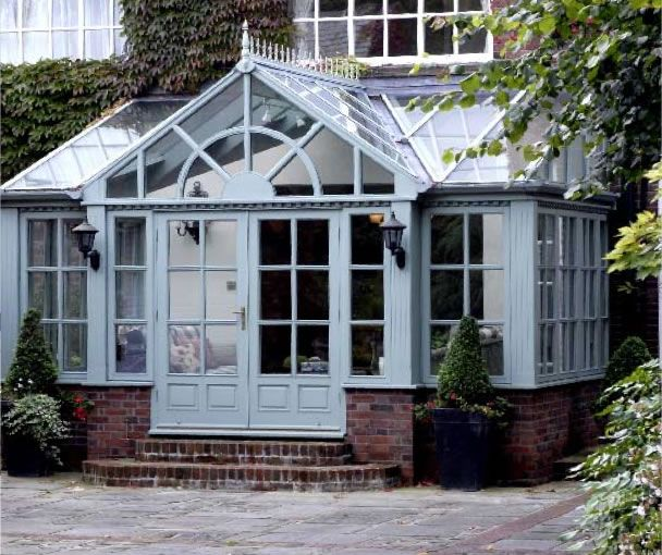 Glass Conservatory Additions The Conservatory Makes Full Use Of The Space Available And Is An Glass Conservatory Roof Glass Conservatory Conservatory Roof
