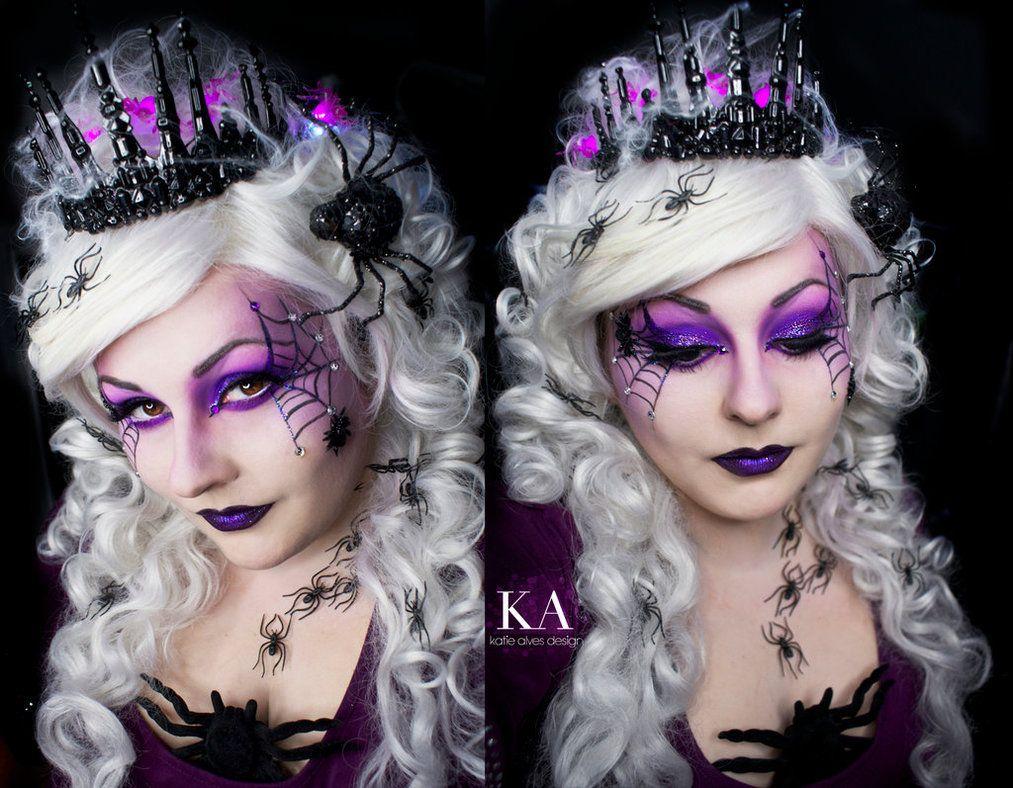Ice Queen Makeup Tutorial Diy Ice Crown Jordan Hanz Ice Queen Makeup Ice Queen Costume Ice Queen