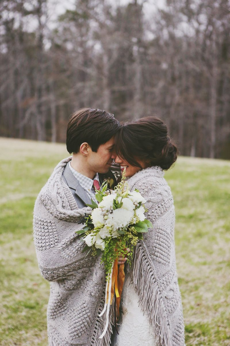 Winters End Styled Shoot