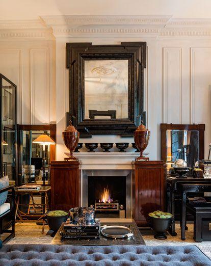 The London Magazine Anoushka Hempel Photographs Andreas Von Einseidel Interior Classic Interior Interior Photography