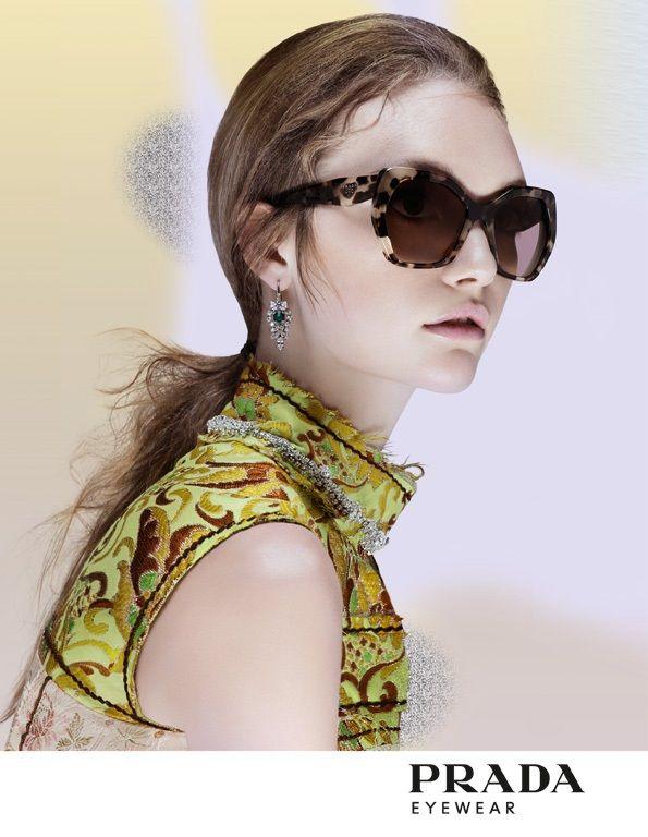 Prada Journal Glasses Campaign 2015  51974d1131