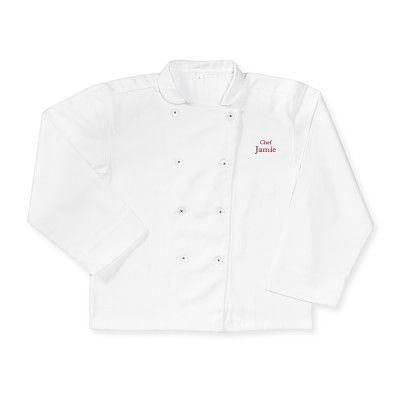 e1af3bfbfd1 Williams-Sonoma Junior Chef Jacket  williamssonoma