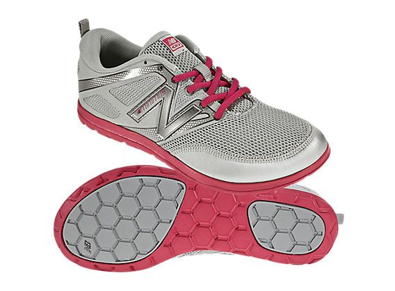 Minimus 20v1 Cross-Training - Silver_with_Pink