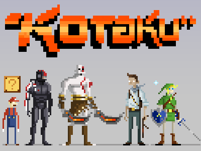 Pixel Video Game Characters Game Character Pixel