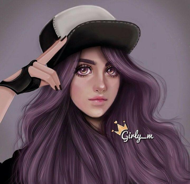 Attitude Girl Girly M Girly M Girly Drawings Pop Art Girl