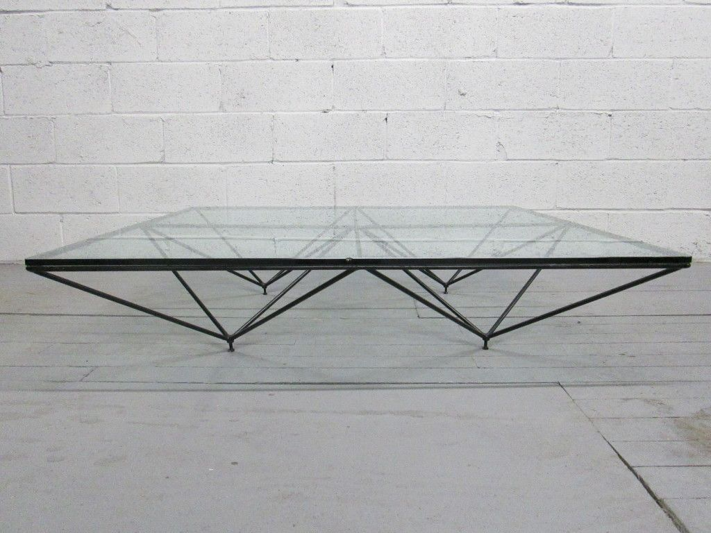 Furniture Interesting Bb Italia Short Dining Or Coffee Table Designed By Paolo Piva With Big Square Glass Top And Enameled Metal Base Ideas Elegant Bb Italia Di [ 768 x 1024 Pixel ]