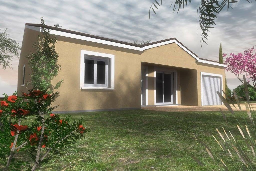 Exemple de maison familiale Tradiconfort Perspectives Tradiconfort - exemple de facade de maison