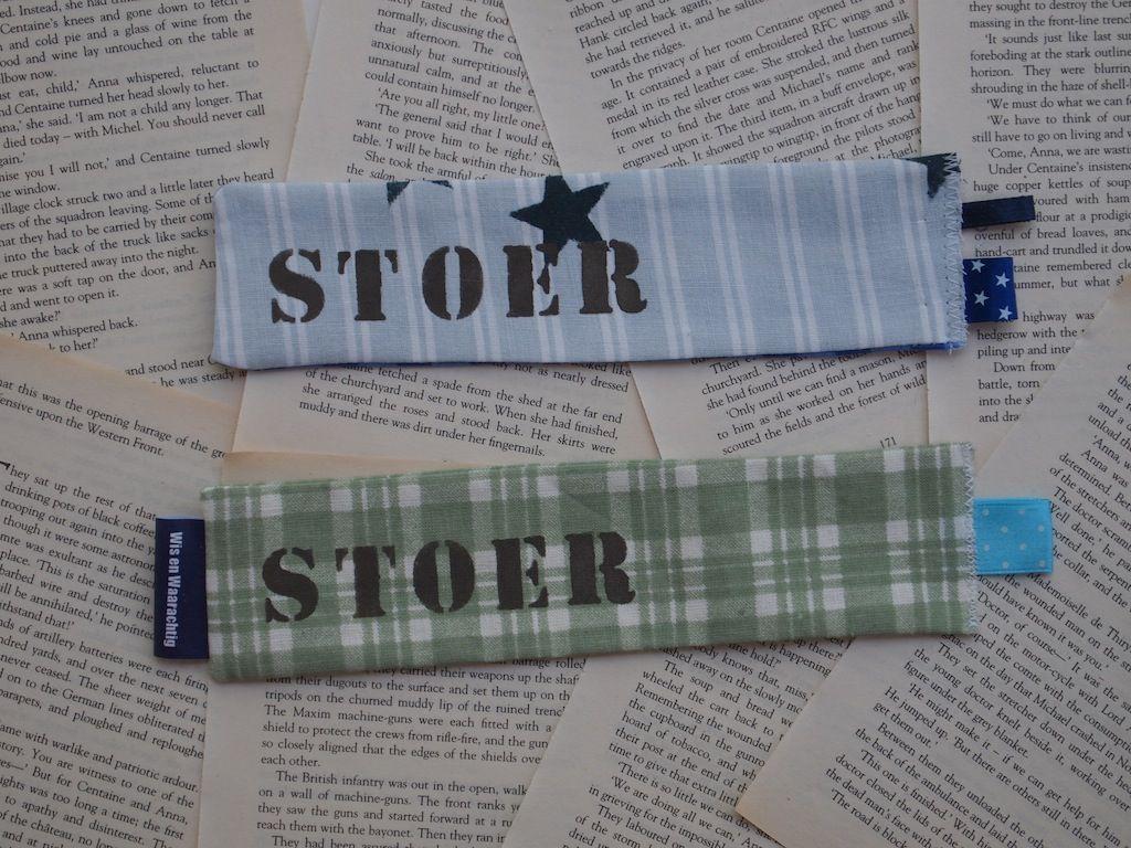 Boekenleggers, ook leuke ideeën op de website voor andere cadeau's
