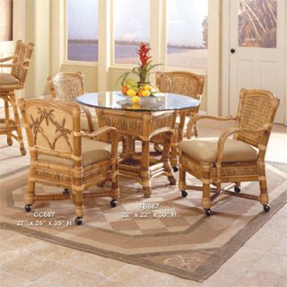 Page 7 - Rattan and Wicker Dining Room Furniture Sets   Dining Tables and Chairs