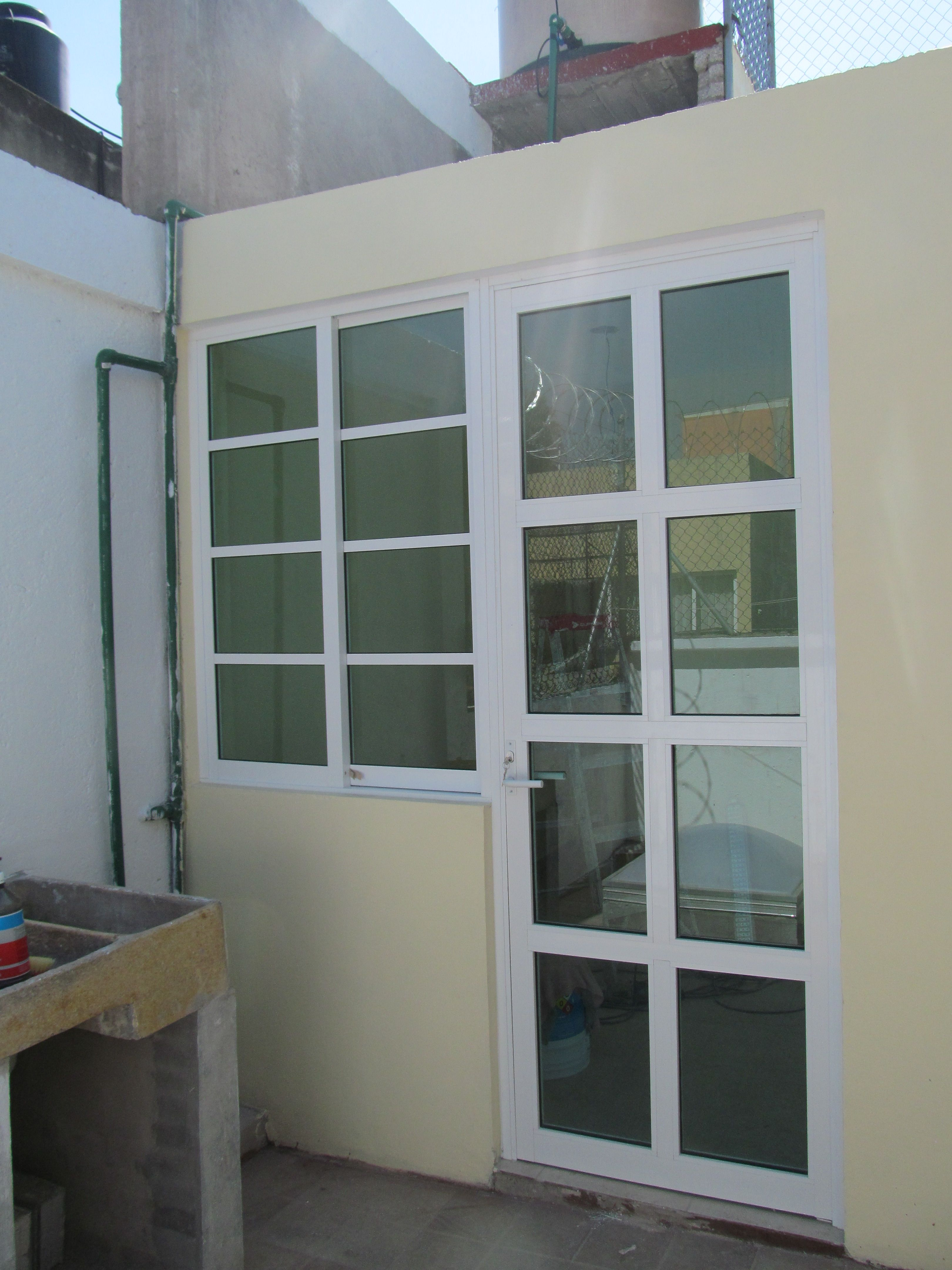 Puerta bandera de aluminio. | ideas | Pinterest | Ideas para, Doors ...