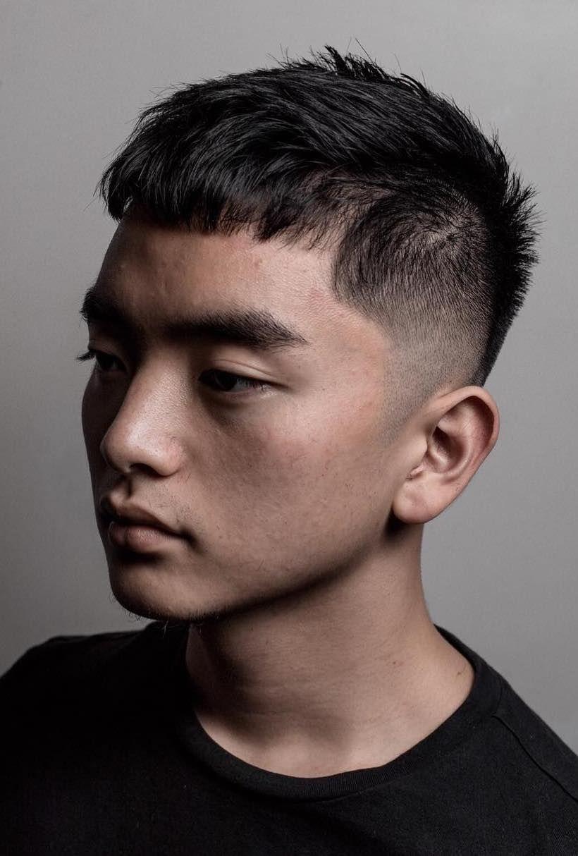 Top 30 Trendy Asian Men Hairstyles 2019 Asian Men Hairstyle
