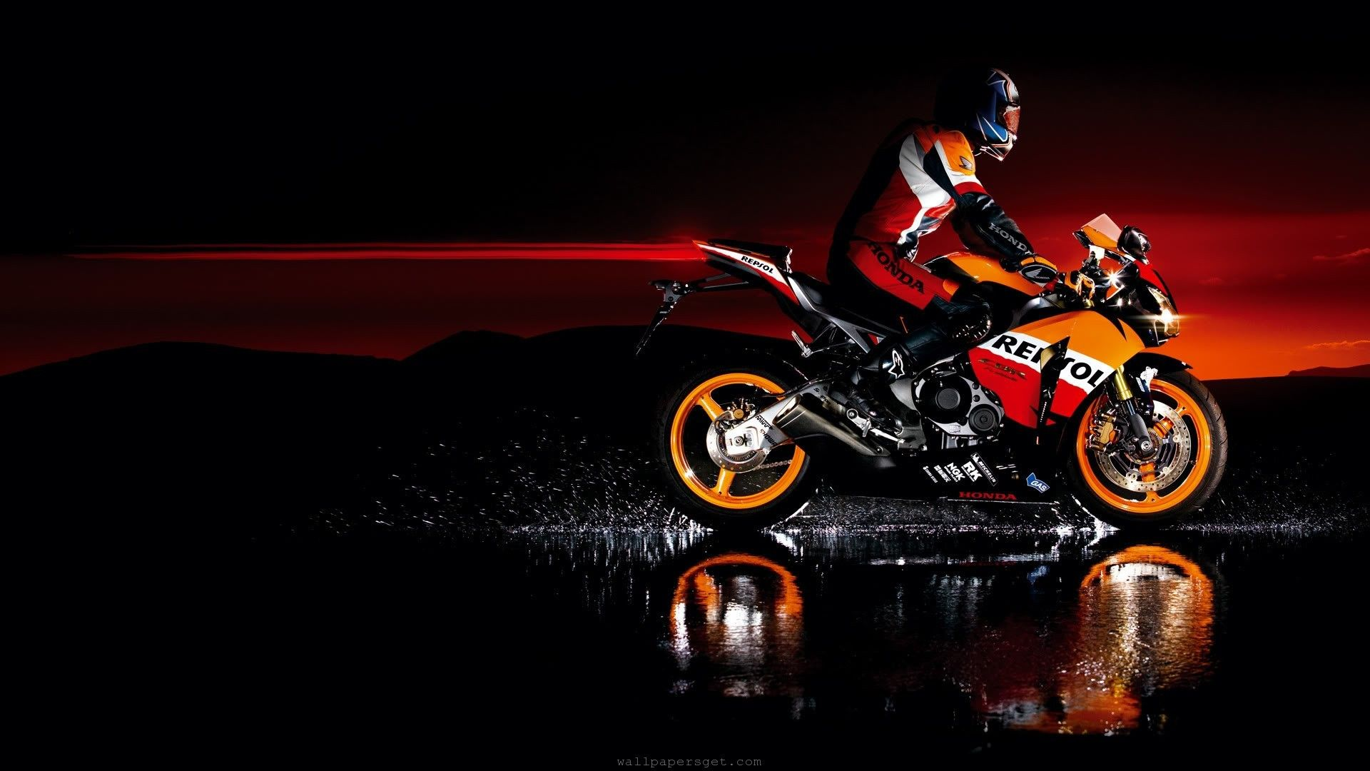 Download Motorcycle Wallpapers Hd Resolution For Widescreen