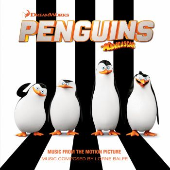 Soundtrack Review: Penguins Of Madagascar by Lorne Balfe