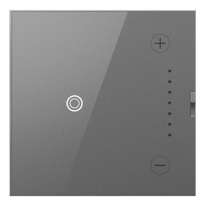 Legrand adorne Whole-House Wireless Master Touch Dimmer Finish: Magnesium