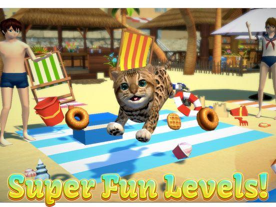 Koooq Ghu Cat Simulator Kitty Games Kittens