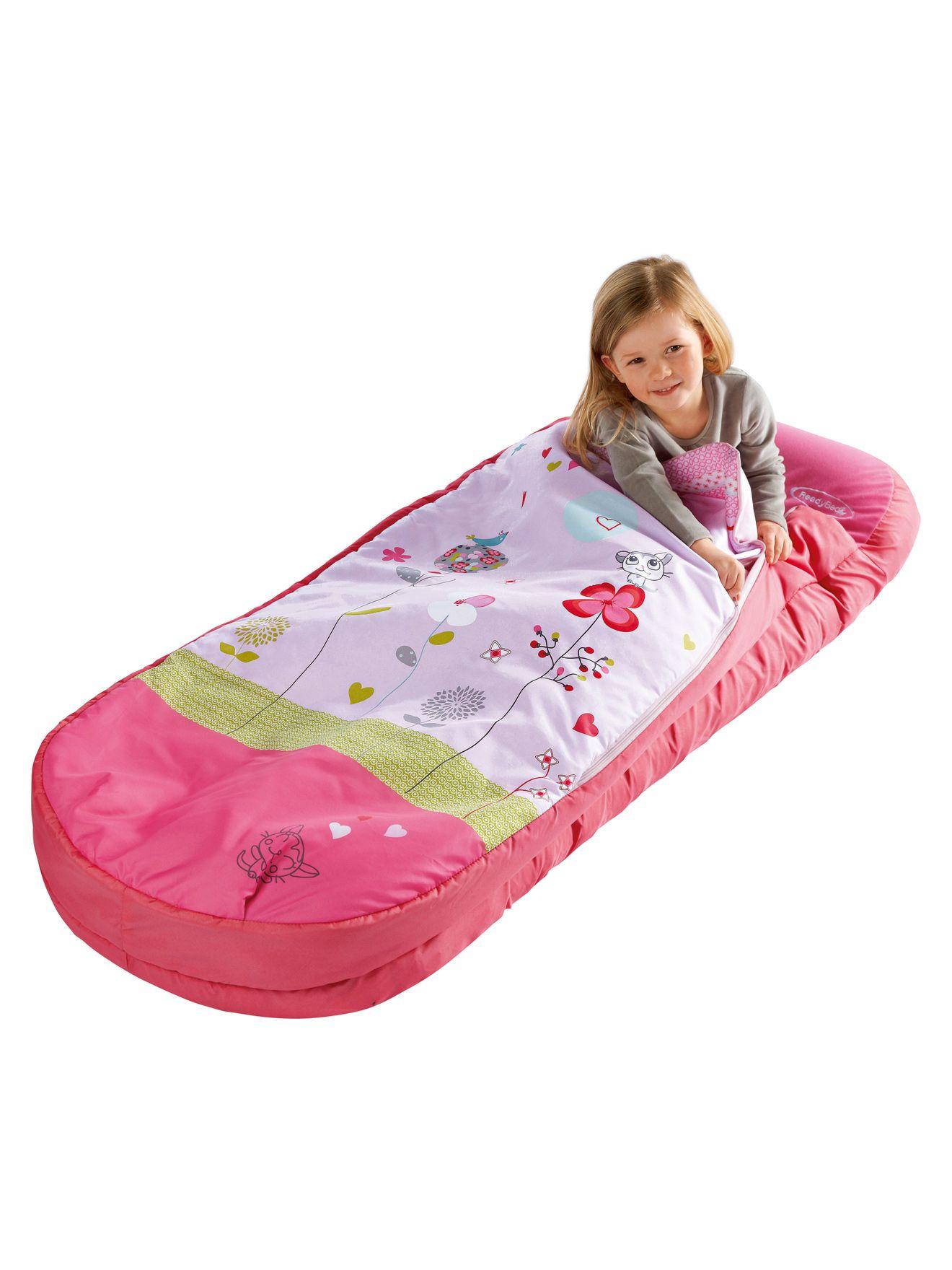 sac de couchage fille avec matelas int gr chambre enfant. Black Bedroom Furniture Sets. Home Design Ideas