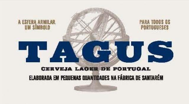 Cerveja Tagus