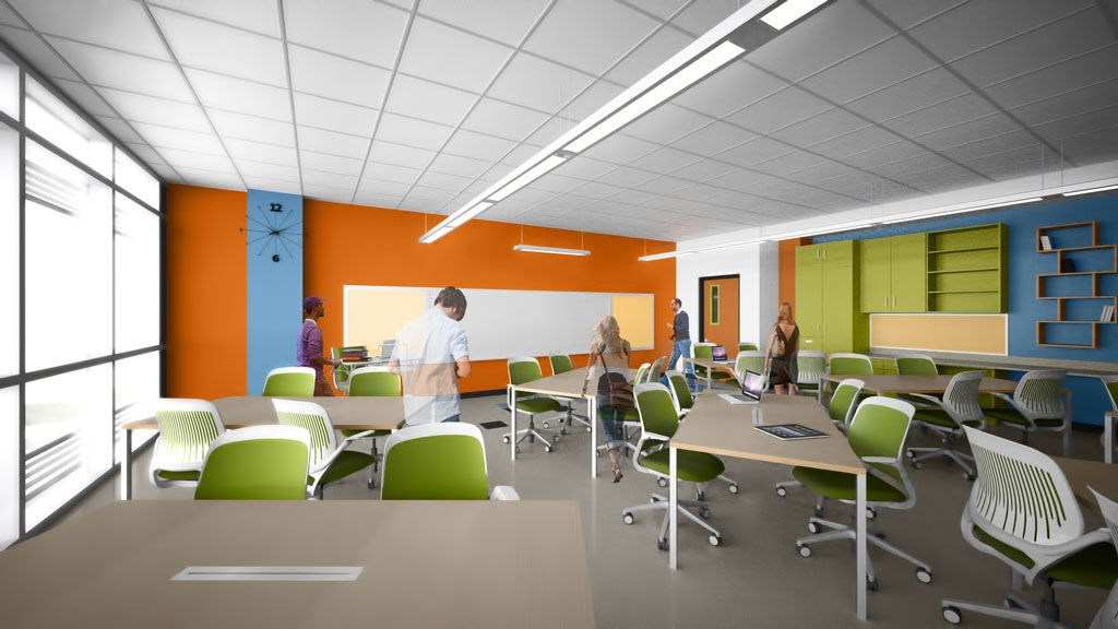 furniture 21st century classroom school smith system of 3