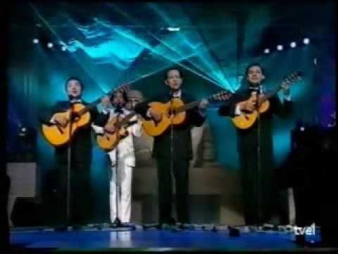Trio Los Panchos Si Tu Me Dices Ven España Artistas Canciones Director Artistico