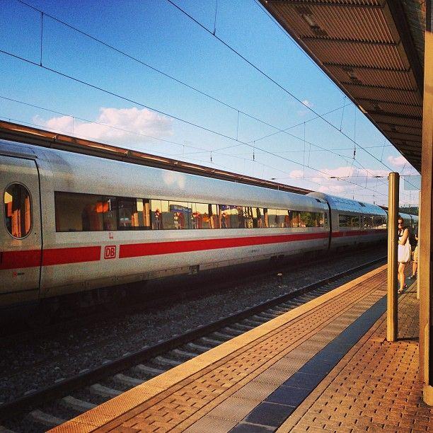 Naumburg (Saale) Hauptbahnhof in Naumburg