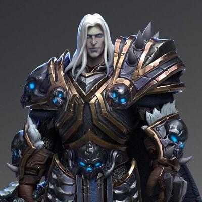 warcraft 3 reforged arthas death knight