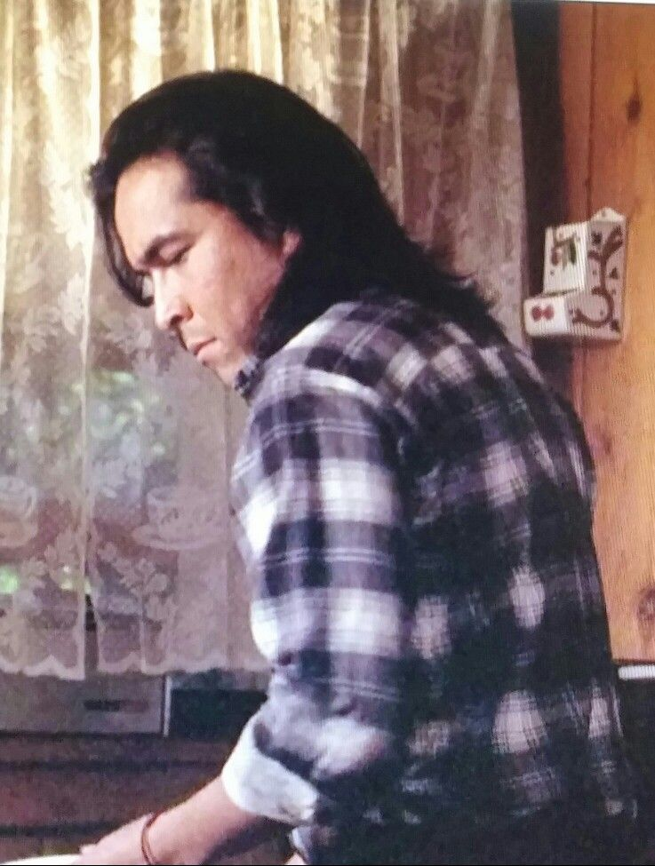 He S Responsible And Likes To Feel Helpful So You Can Find Him Picking Up After Meals And Fo Eric Schweig Native American Actors American Indigenous Peoples Plus, i love doing it. eric schweig native american actors