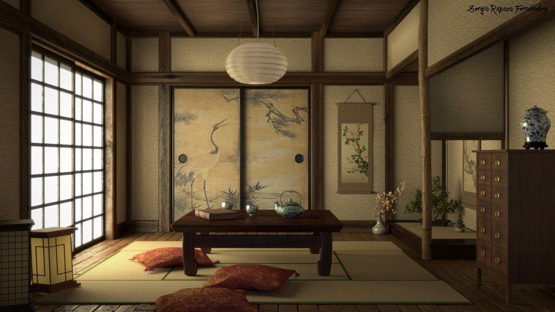 pin by elahe on places to visit washitsu, japanese interiorwashitsu, cool artwork, concept art tutorial, japanese interior, blenders, environment concept