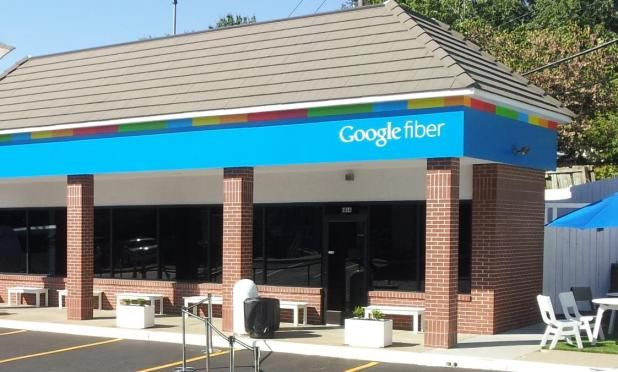 Google Fiber Has Cost Less Than 100 Million To Launch So Far Tv Services Tv Options Fast Internet