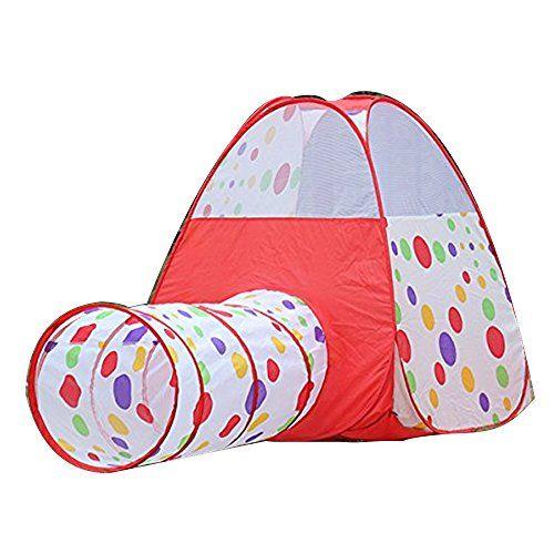 AGPtek Dot Design Kid Play Pop Up Tent House for Children *** Read more  sc 1 st  Pinterest & AGPtek Dot Design Kid Play Pop Up Tent House for Children *** Read ...