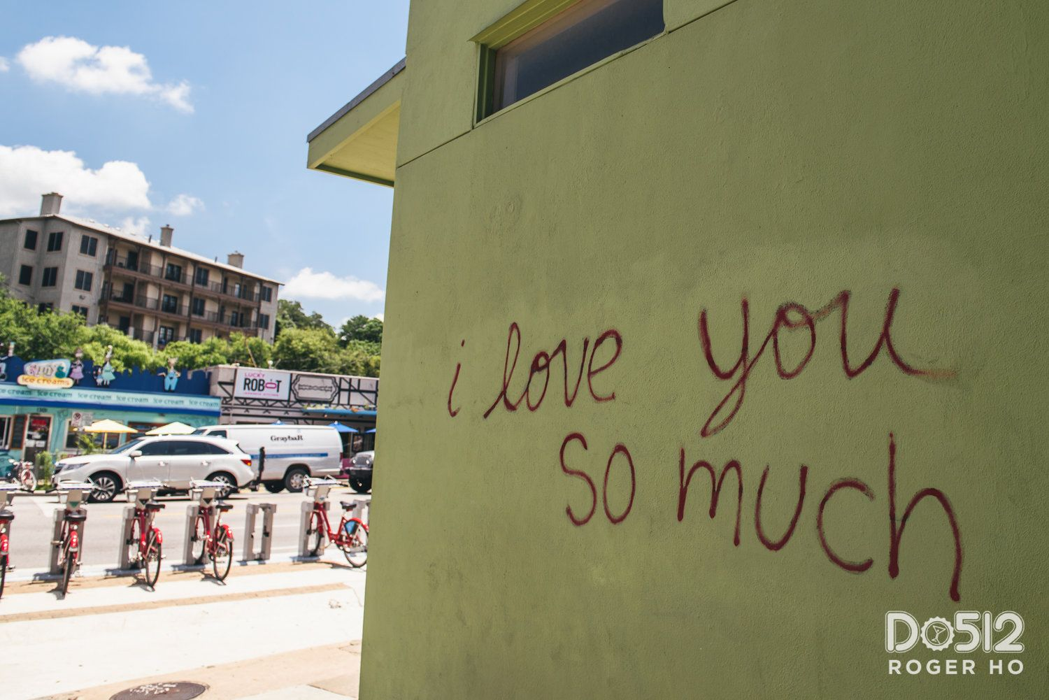 Bold pop your guide to colorful walls austin tx i love you so much