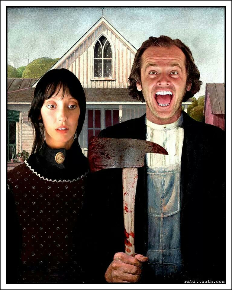 The Shining ...love this!