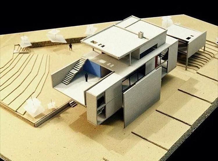 Concept model by 2kt architects model arch pinterest for Architectural concept models