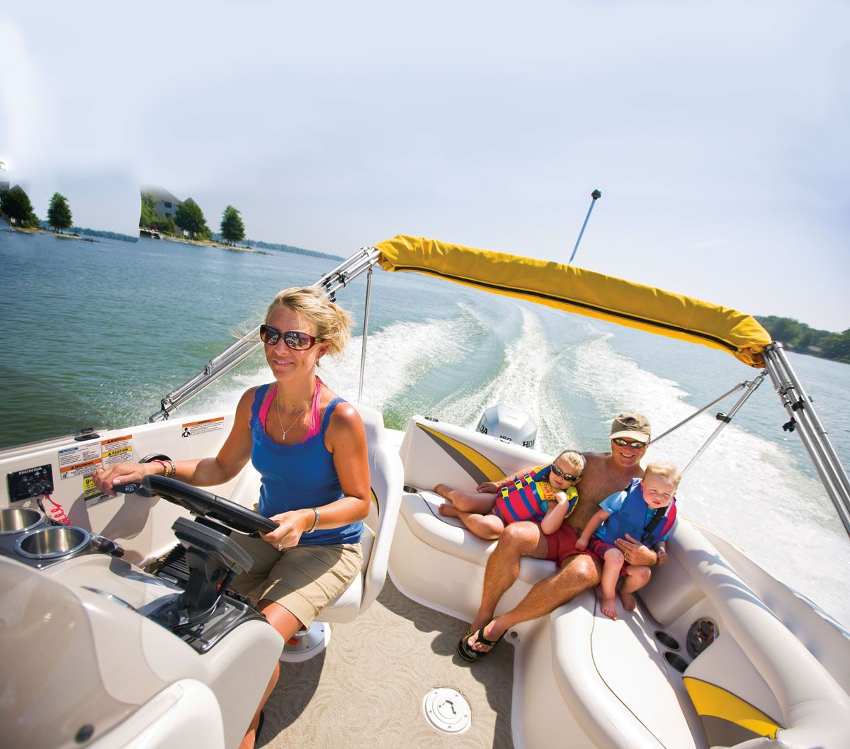 Image result for family boating