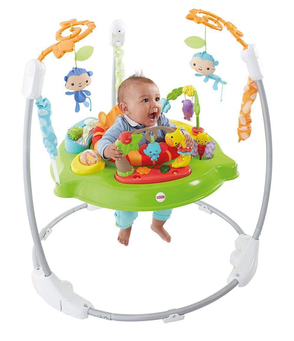 fisher price chm91 trotteur jumperoo jungle jouet musical jeux bebe pinterest jeux. Black Bedroom Furniture Sets. Home Design Ideas