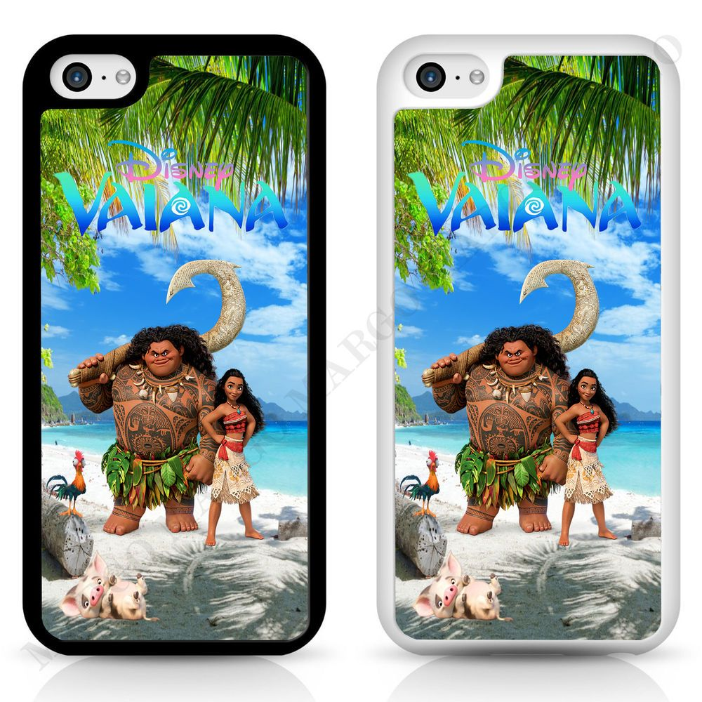 coque iphone 5 vaiana