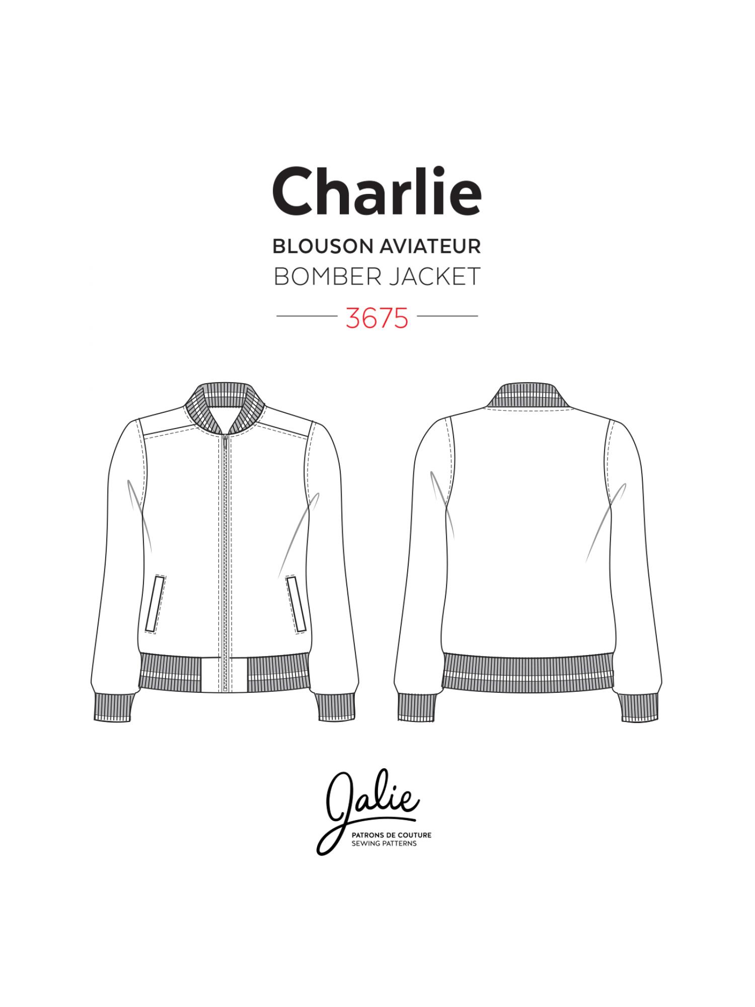 Blogue de Jalie - Nouvelles, idées, hacks, inspiration: CHARLIE - Un ...